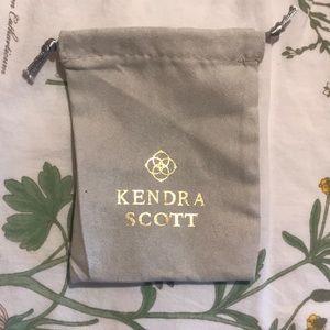 Kendra Scott Jewelry Bag